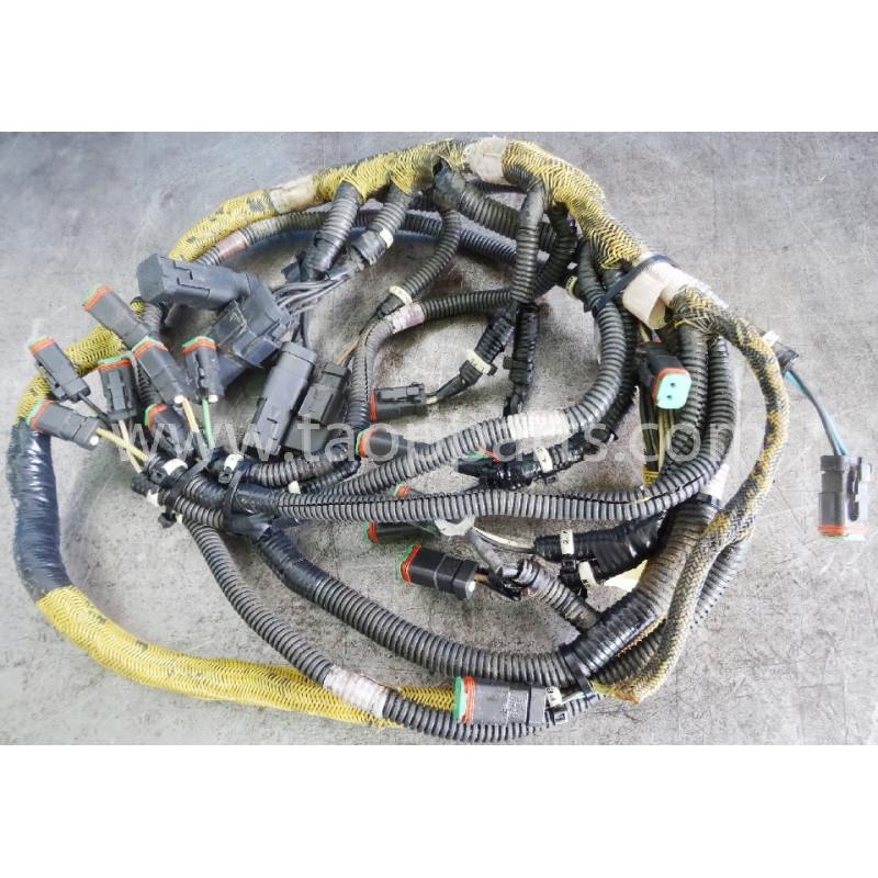 Instalação Komatsu 425-15-36812 WA500-6 · (SKU: 51637)