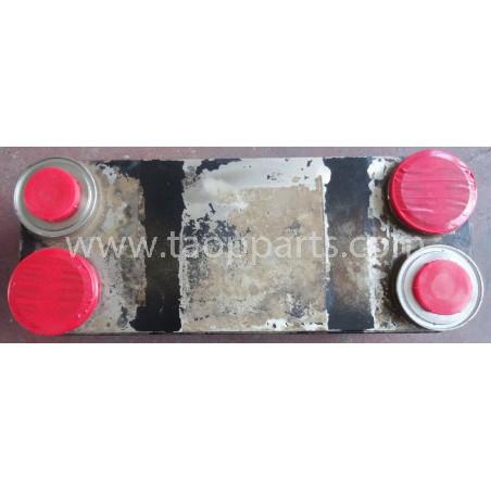 Enfriador de aceite hydraulico Volvo 11110107 para A40D · (SKU: 51642)