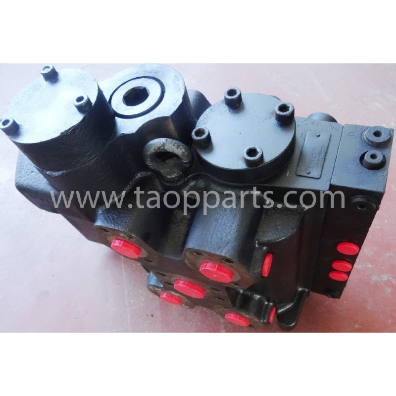 Distribuidor Volvo 11165045 de Pala cargadora de neumáticos L110E · (SKU: 5523)