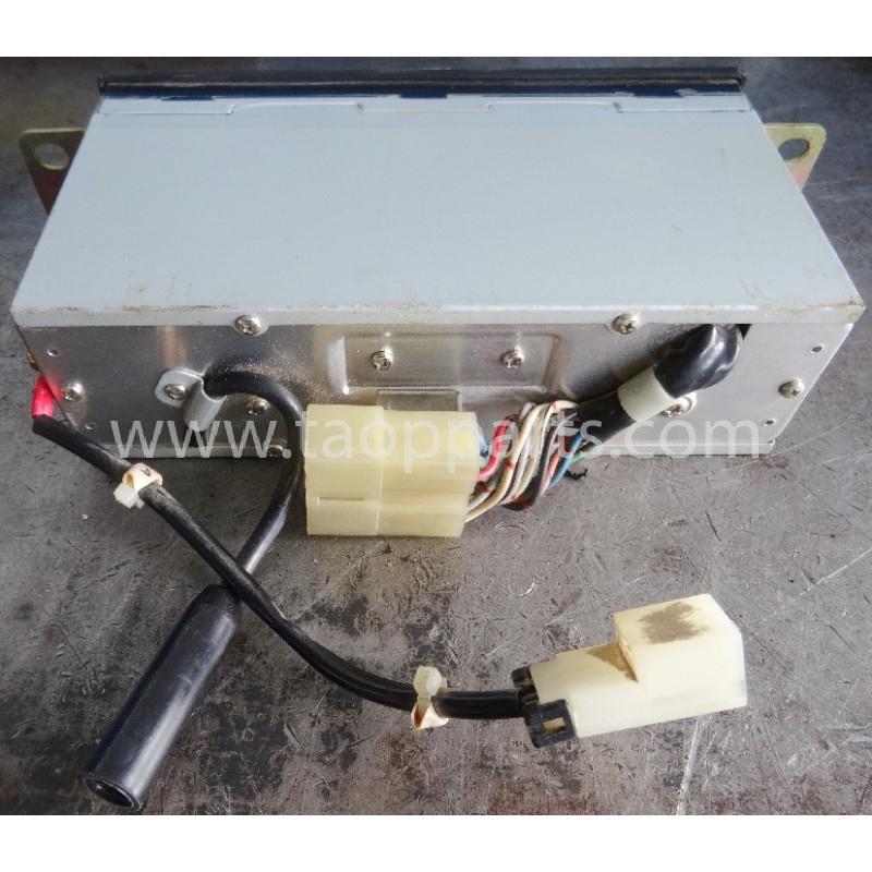 Radio Komatsu 20Y-06-41235 para PC240NLC-8 · (SKU: 51657)