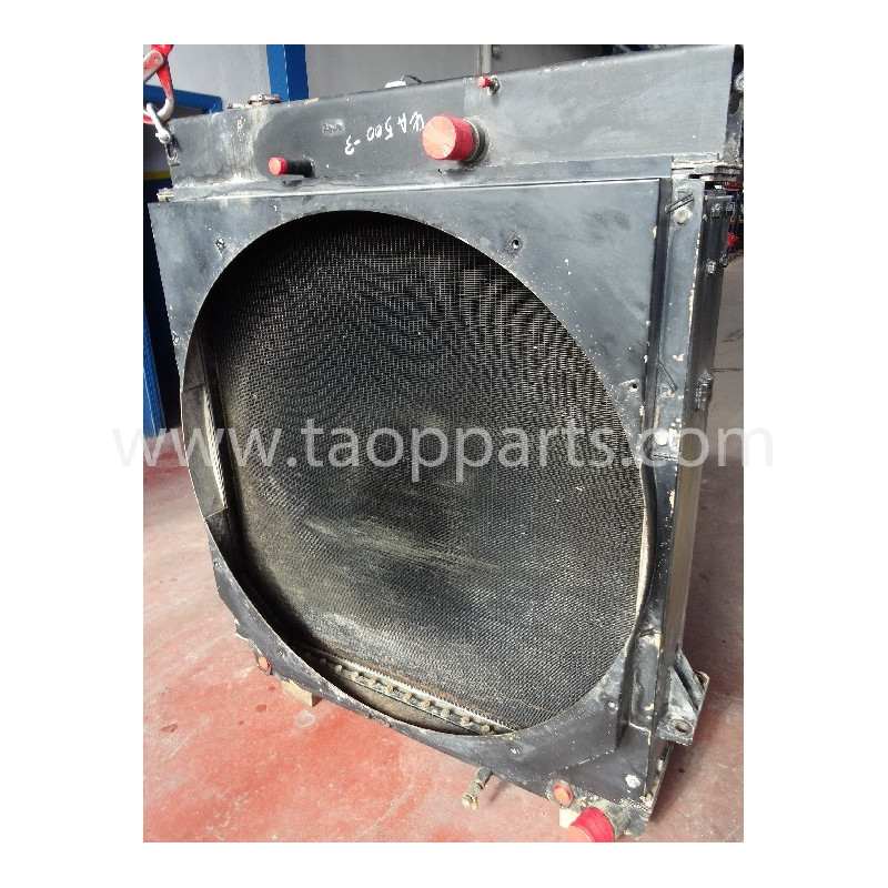 Radiador Komatsu 425-03-21100 para WA500-3 · (SKU: 51658)