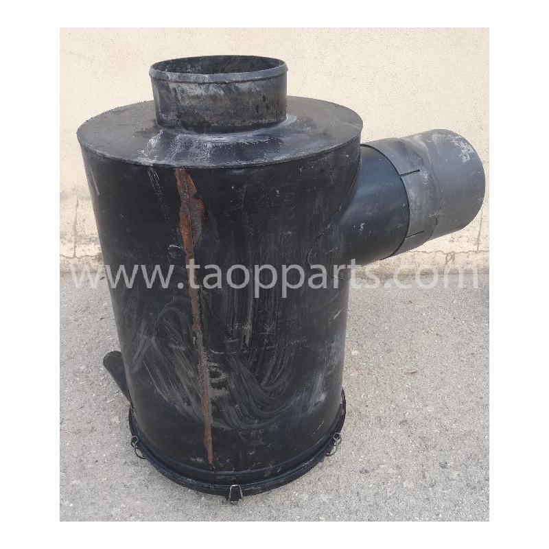 Carcasa de filtro de aire usada Volvo 11110219 para L150E · (SKU: 51672)