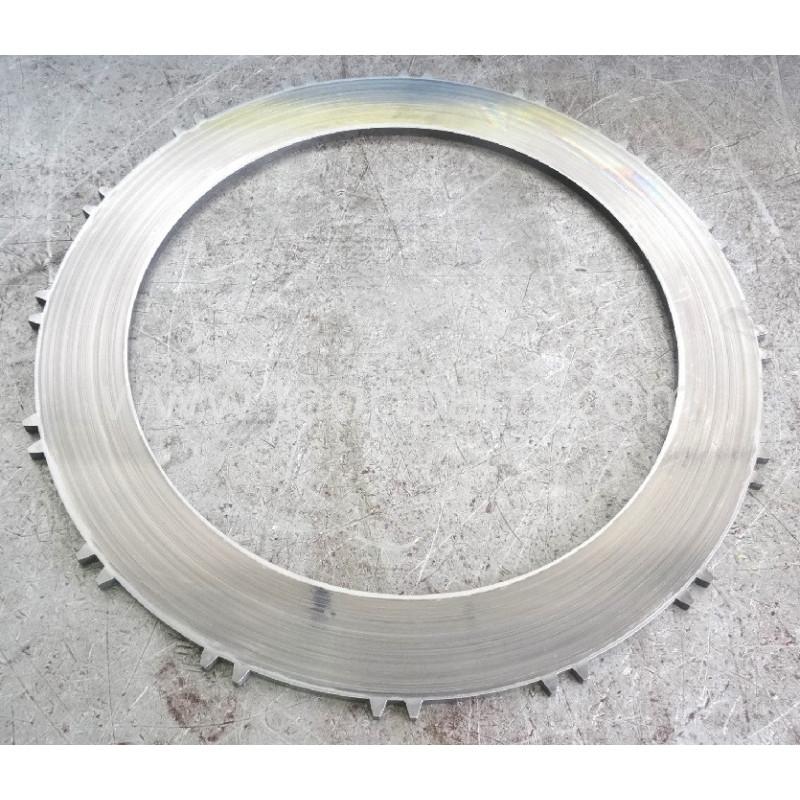 Komatsu Plate CA0136139 for WB91R · (SKU: 51701)
