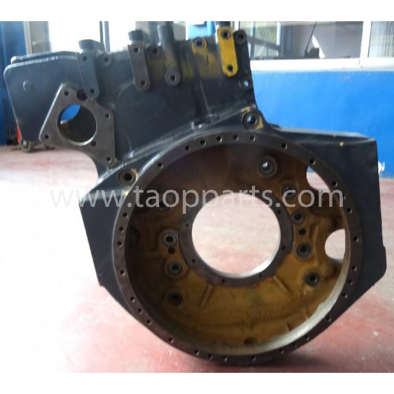 Boitier volant moteur 6240-21-4142 pour Chargeuse sur pneus Komatsu WA600-3 · (SKU: 51718)