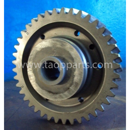 Engranaje de distribucion 6217-31-6200 para Pala cargadora de neumáticos Komatsu WA500-3 · (SKU: 618)