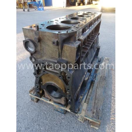 Bloque motor usado Komatsu 6162-23-1103 para WA600-3 · (SKU: 5439)
