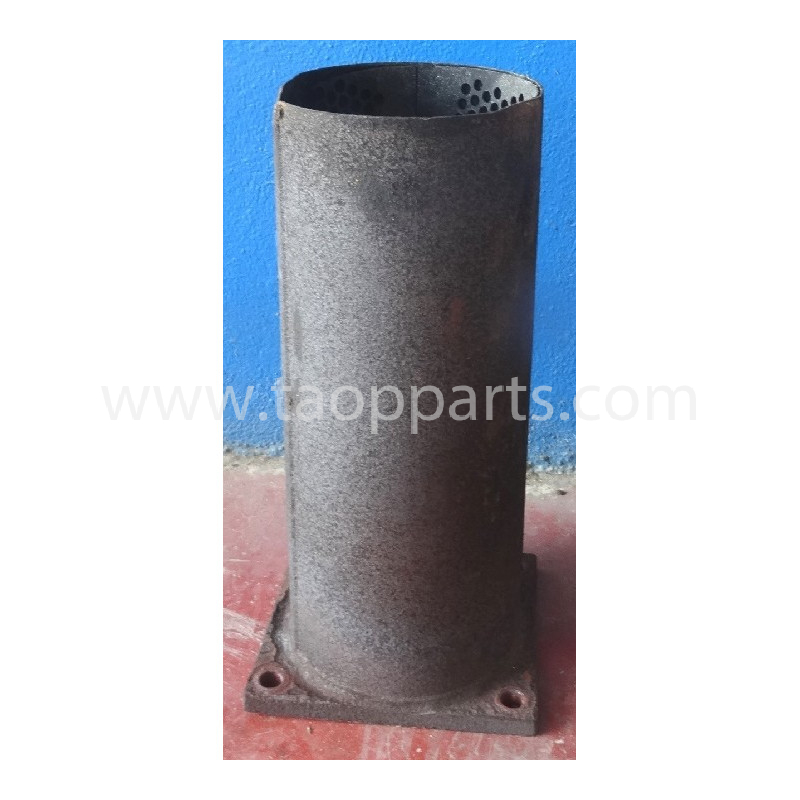 Volvo Exhaust tube 1078117 for L150E · (SKU: 51747)
