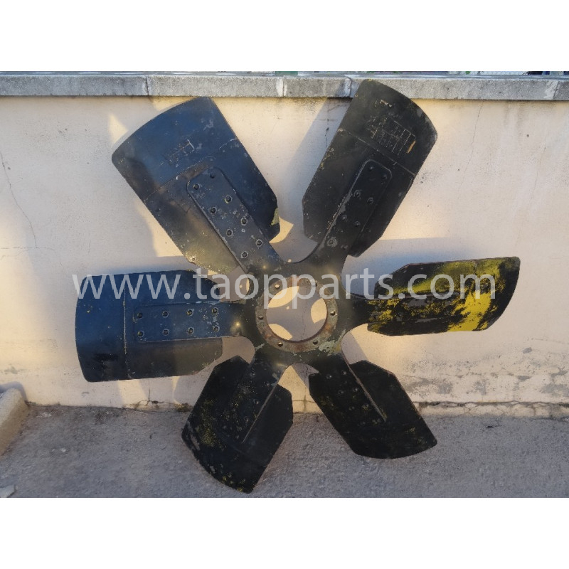 Ventilador usado Komatsu 600-643-1220 para WA600-3 · (SKU: 51756)