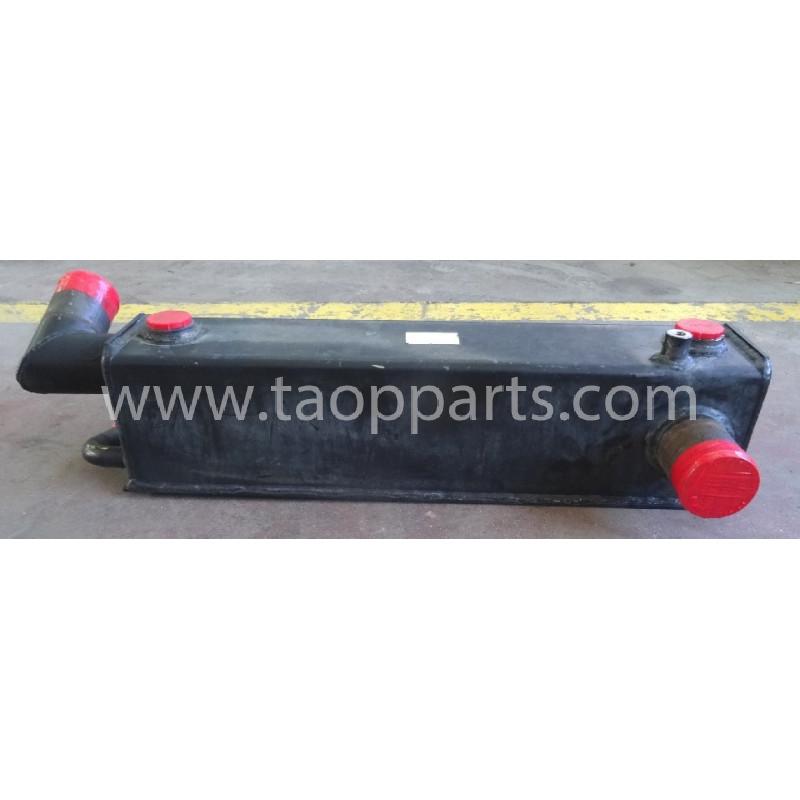 Refroidisseur convertisseur 421-16-31163 pour Chargeuse sur pneus Komatsu WA470-5H · (SKU: 50482)