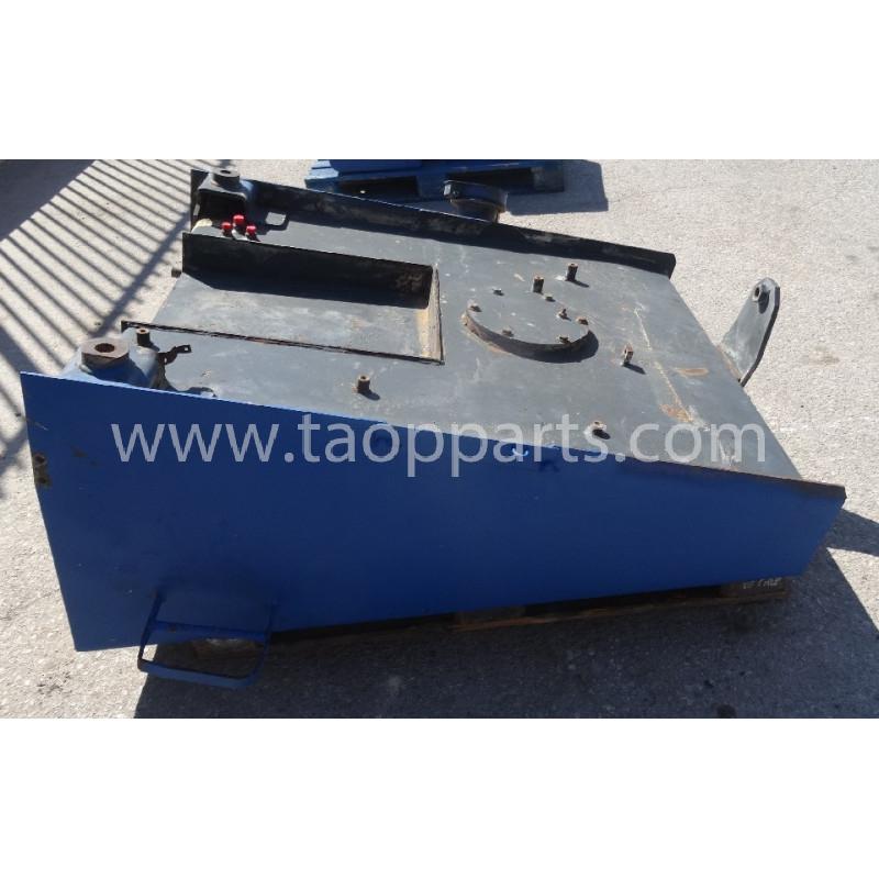 Deposito Gasoil Komatsu 421-04-H1410 de Pala cargadora de neumáticos WA470-5H · (SKU: 51840)