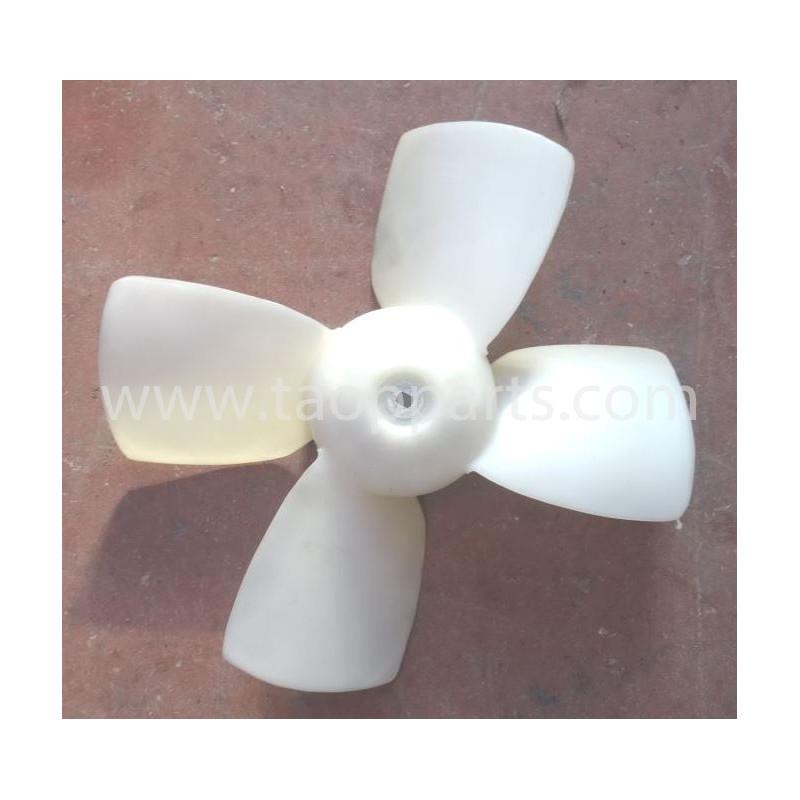 Ventilador Komatsu 205-979-7590 para WA470-5H · (SKU: 51856)