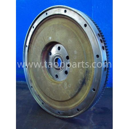 Volante de inercia 6217-31-1700 para Pala cargadora de neumáticos Komatsu WA500-3 · (SKU: 633)