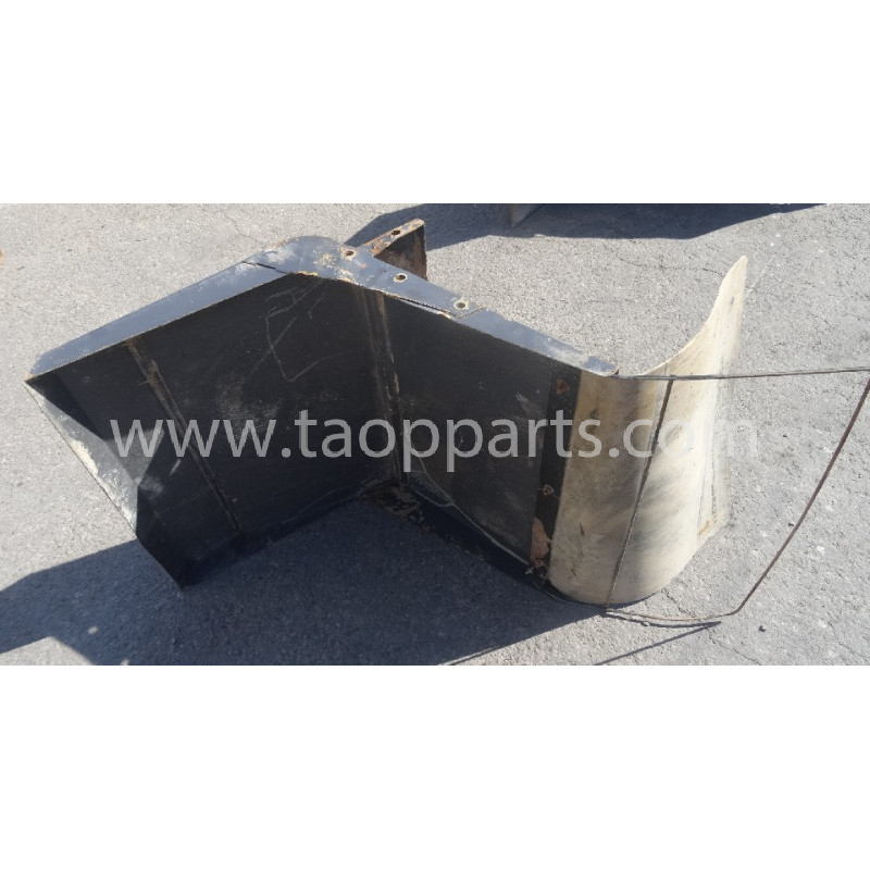 Guarda-barros Komatsu 425-54-H4110 de Pala cargadora de neumáticos WA500-3 · (SKU: 51971)