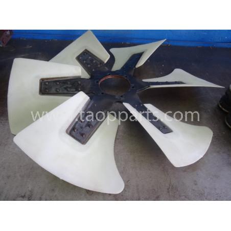Ventilador Komatsu 600-645-6850 para WA470-5H · (SKU: 50478)