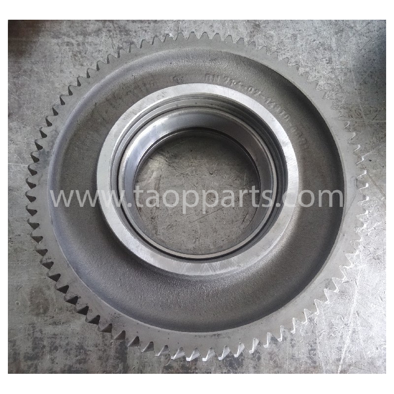 Engranaje 714-07-14310 para Pala cargadora de neumáticos Komatsu WA470-3 · (SKU: 52023)