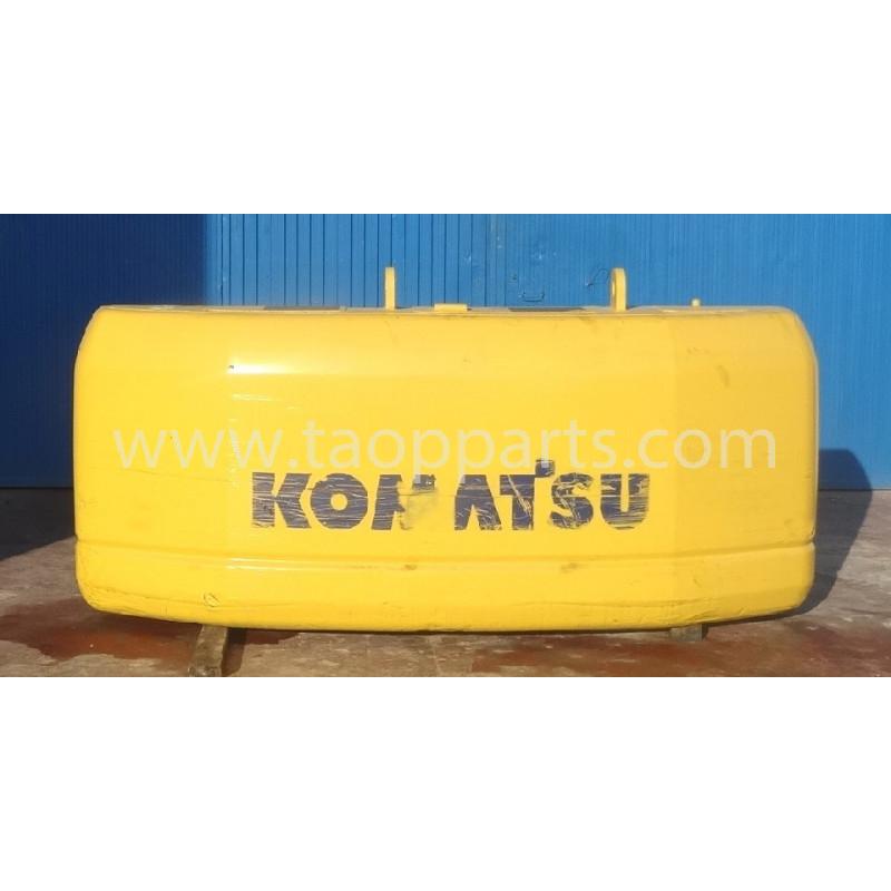 Komatsu Counterweight 20Y-46-48900 for PC210LC-7K · (SKU: 52057)