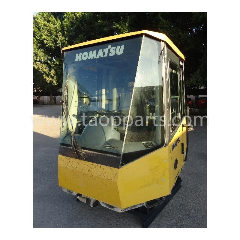 Cabina Komatsu 421-56-H4E00 para WA480-5H · (SKU: 50771)