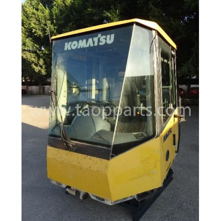 Cabine Komatsu 421-56-H4E00 pour WA480-5H · (SKU: 50771)