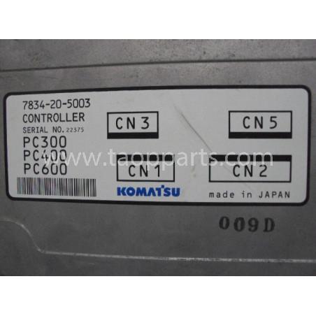 Bloc de commande Komatsu 7834-20-5003 pour Pelle sur chenille PC340-6 · (SKU: 655)