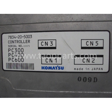 Controlador Komatsu 7834-20-5003 para PC340-6 · (SKU: 655)