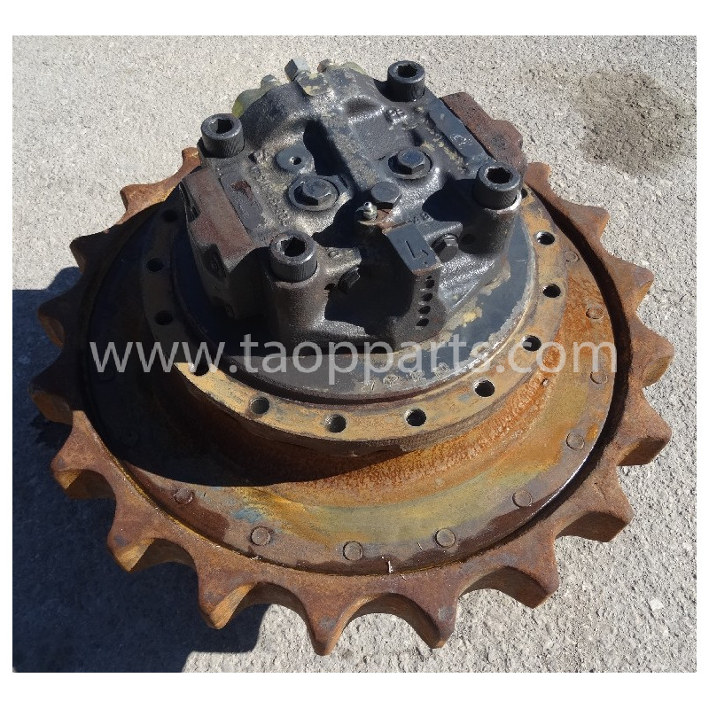 Komatsu Final drive 20Y-27-00351 for PC210LC-7K · (SKU: 50751)