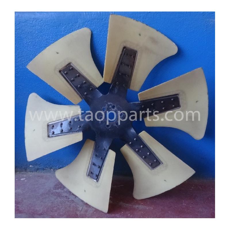Ventilador Komatsu 600-633-7850 de Pala cargadora de neumáticos WA470-3H · (SKU: 52256)