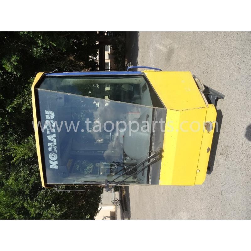 Komatsu Cab 421-56-H4E00 for WA470-5H · (SKU: 52149)