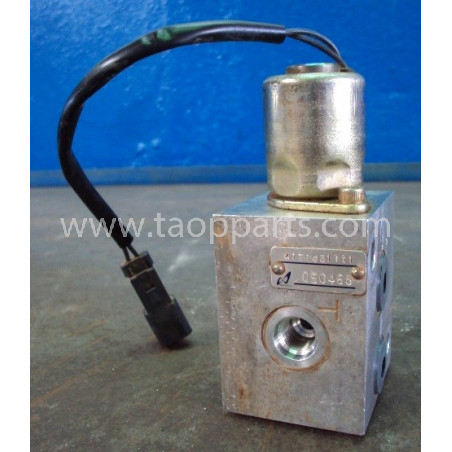 Valvula 417-18-31111 para Pala cargadora de neumáticos Komatsu WA320-5 · (SKU: 671)