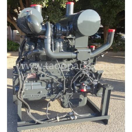 MOTOR Komatsu 6159-01-HH01 pentru WA470-5H · (SKU: 50477)