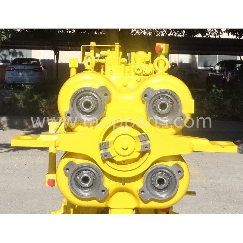 Komatsu Torque converter 711-53-21001 for WA500-3 · (SKU: 51437)