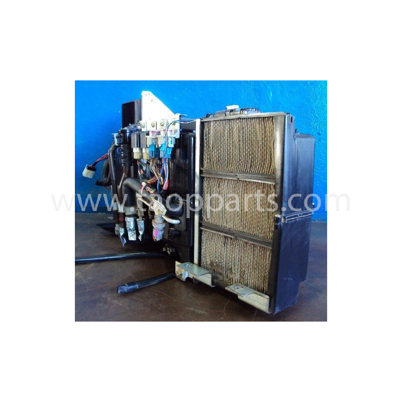 Conjunto de ventilación Komatsu 20Y-979-3712 para PC450-6 ACTIVE PLUS · (SKU: 674)