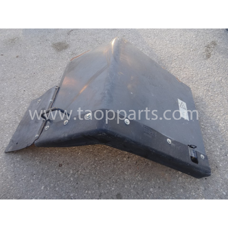 Guarda-barros Komatsu 419-54-34920 para WA320-5 · (SKU: 52405)