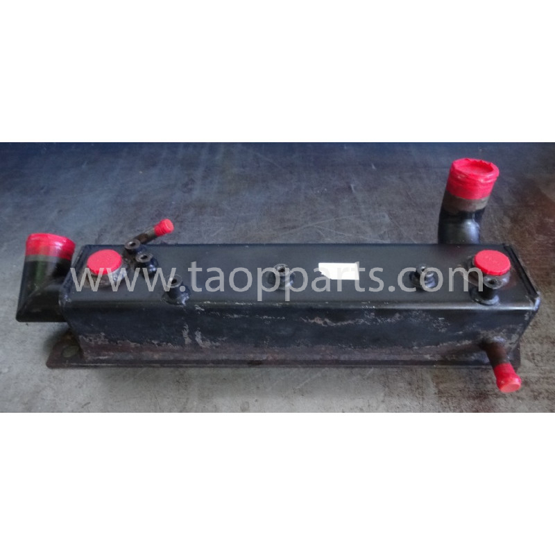 Refroidisseur convertisseur Komatsu 423-03-41610 pour WA380-6 · (SKU: 52606)