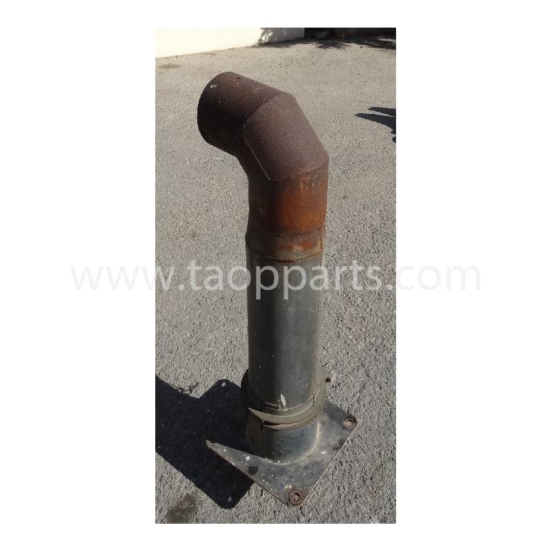 Tubo de escape 6151-11-4950 para Pala cargadora de neumáticos Komatsu WA380-3H · (SKU: 52631)