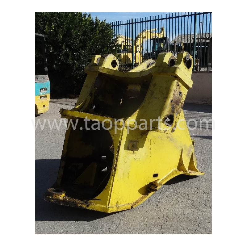 Chasis Komatsu 423-46-H1110 de Pala cargadora de neumáticos WA380-3H · (SKU: 52675)
