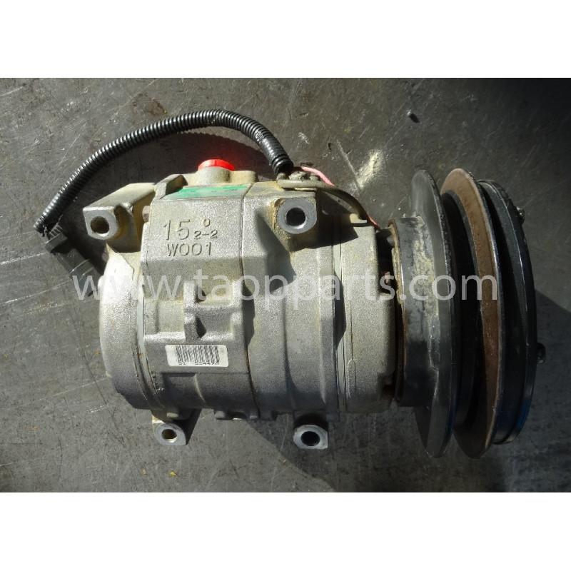 Compresseur Komatsu 421-07-31220 pour Chargeuse sur pneus WA470-5 · (SKU: 4389)