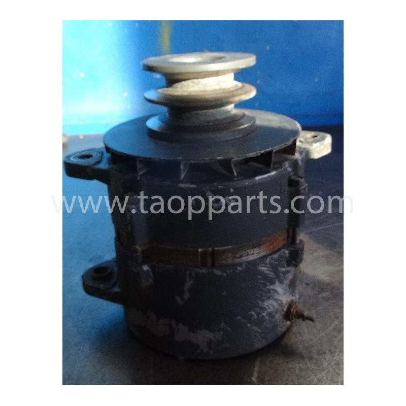 Alternador 600-821-9360 para Pala cargadora de neumáticos Komatsu WA470-3H · (SKU: 52685)