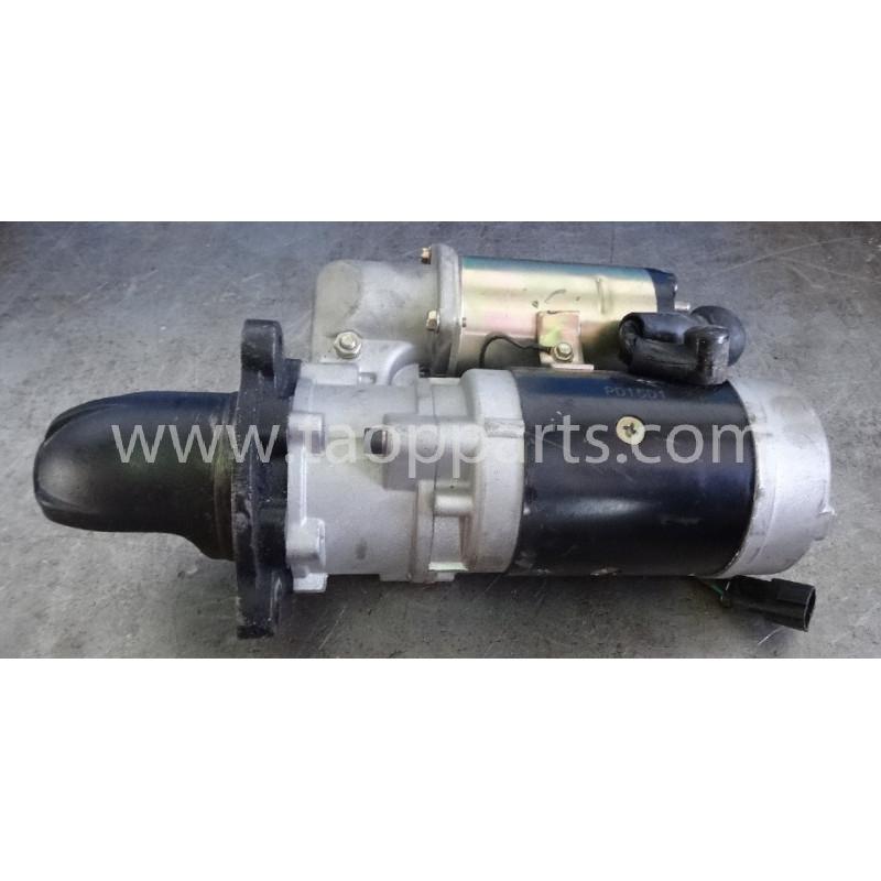 Motor eléctrico Komatsu 600-813-6611 para WA470-3H · (SKU: 52686)
