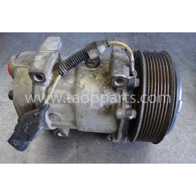 Compresor 11004251 para Pala cargadora de neumáticos Volvo L150E · (SKU: 52690)