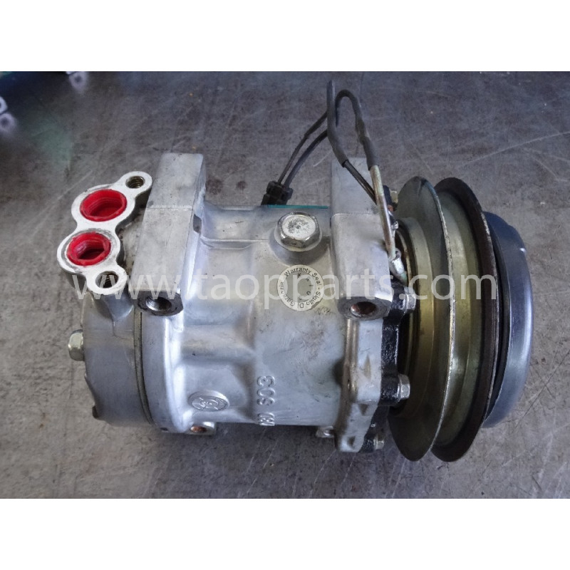 Komatsu Compressor 423-562-4330 for WA380-6 · (SKU: 52693)