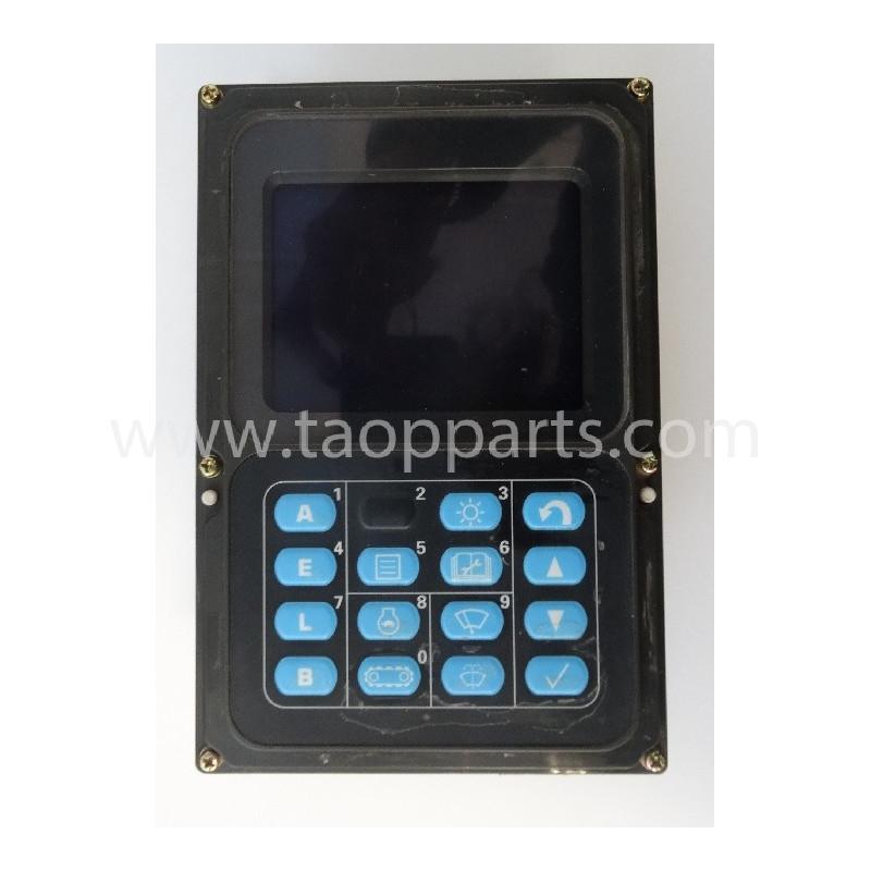 Monitor Komatsu 7835-12-1008 para PC210LC-7K · (SKU: 52721)