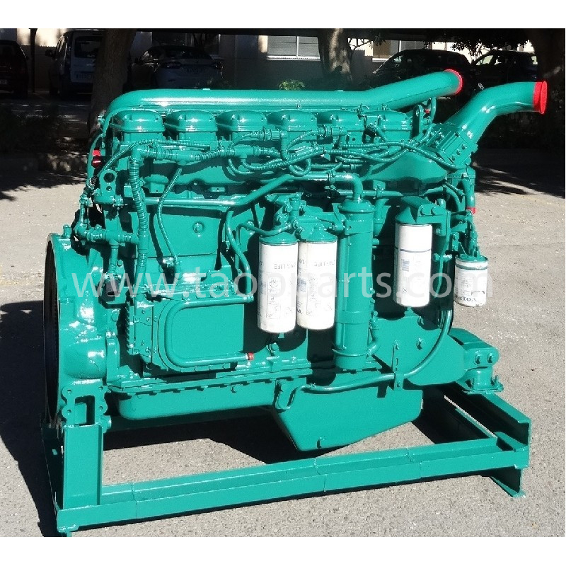 Volvo Engine 15004206 for L150E · (SKU: 50817)