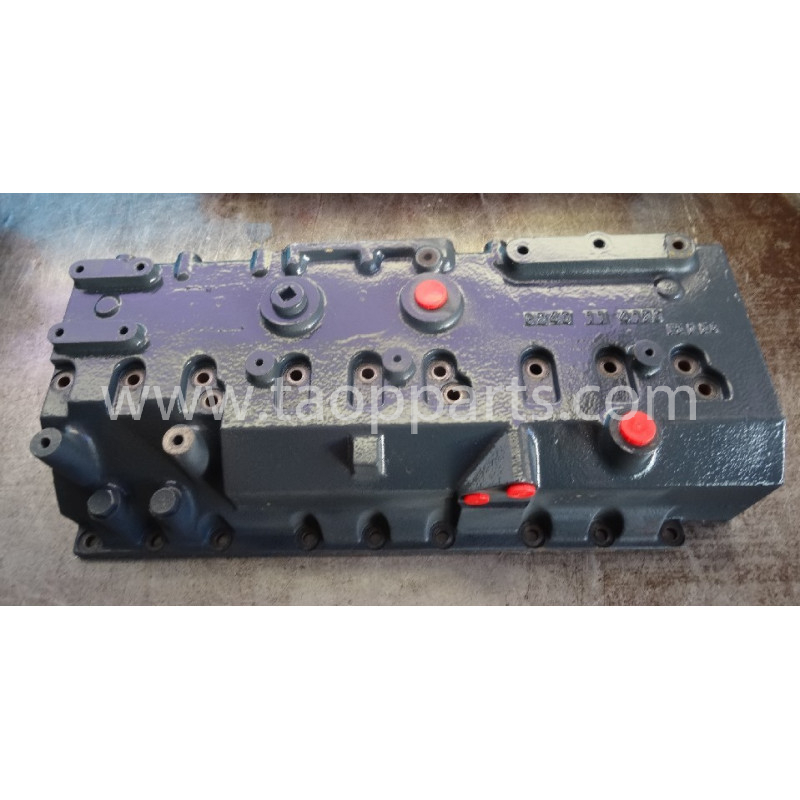 Collecteur Komatsu 6240-11-4100 pour WA600-3 · (SKU: 52739)