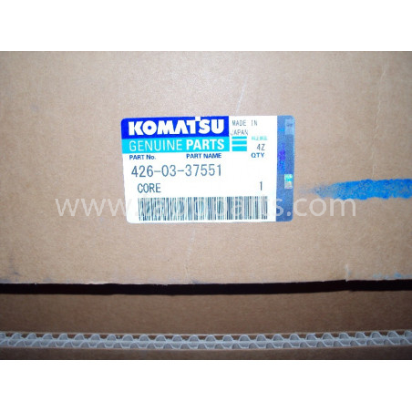 used Core 426-03-37551 for...