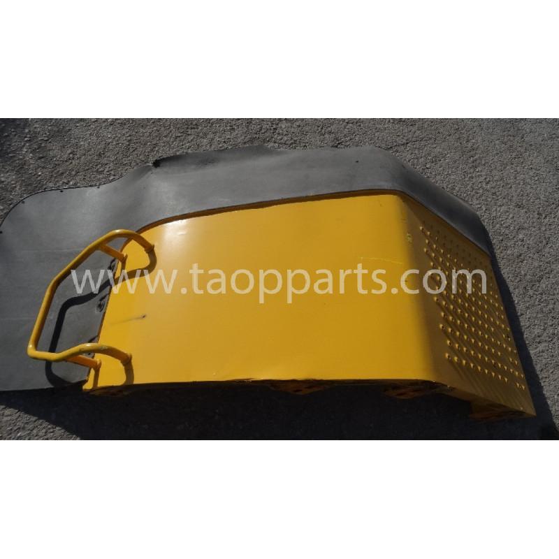 Guarda-barros Volvo 11400149 de Pala cargadora de neumáticos L90F · (SKU: 52756)