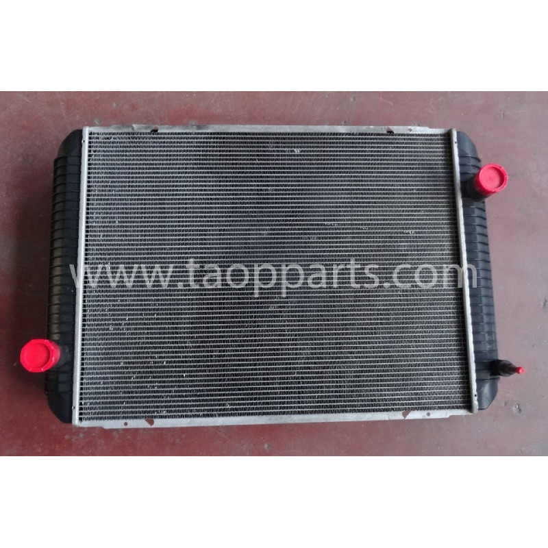 Volvo Radiator 11110649 for L90F · (SKU: 52572)