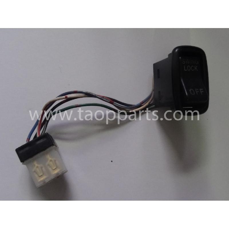 Interruptor Komatsu 22U-06-22290 para PC210LC-7K · (SKU: 52793)