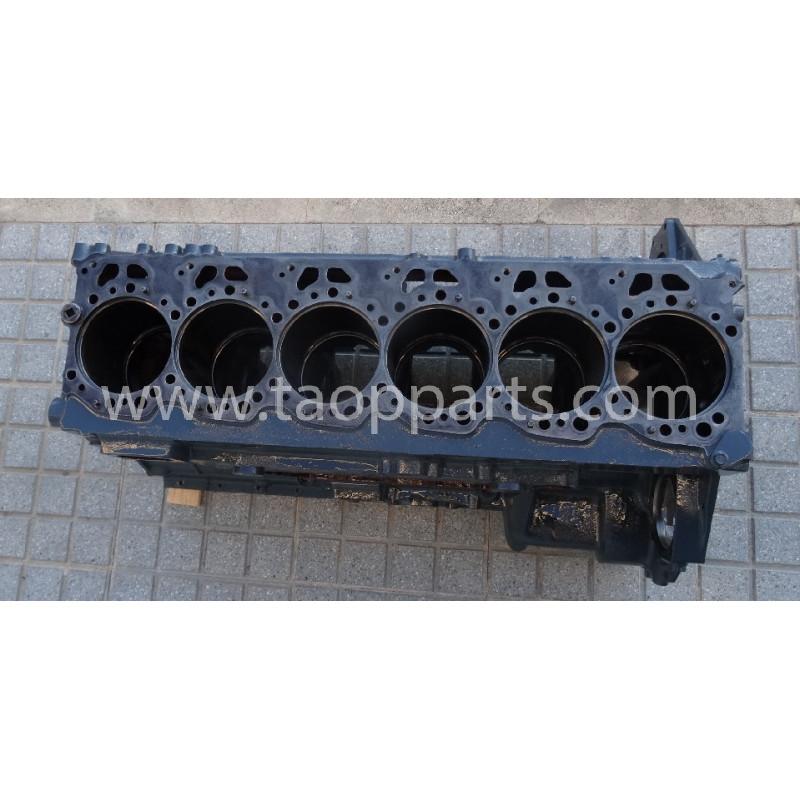 Bloque motor usado Komatsu 6251-21-1100 para WA470-6 · (SKU: 52839)