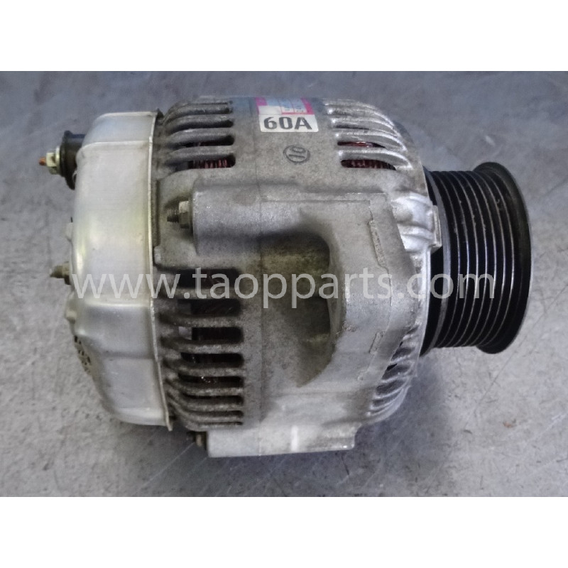 Komatsu Alternator 600-861-6410 for PC210LC-7K · (SKU: 52851)