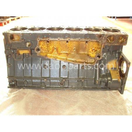 Bloque motor Komatsu 6211-22-1101 de Pala cargadora de neumáticos WA500-3 · (SKU: 684)